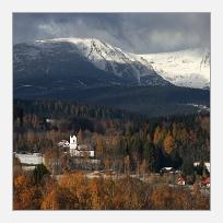 Podzim v Křížlicích